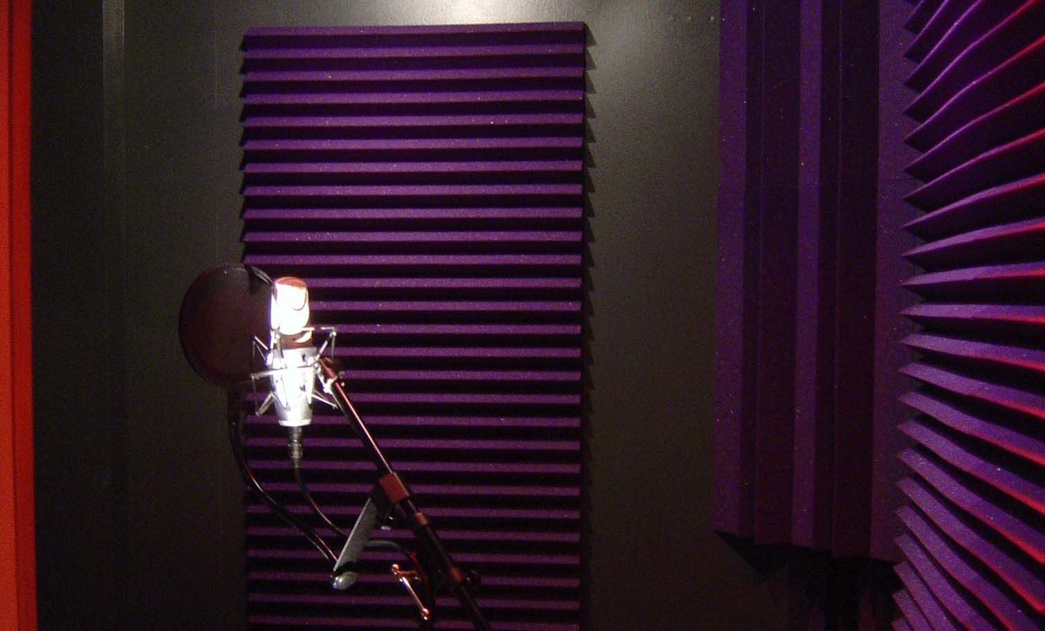 How To Build A Great Vocal Booth