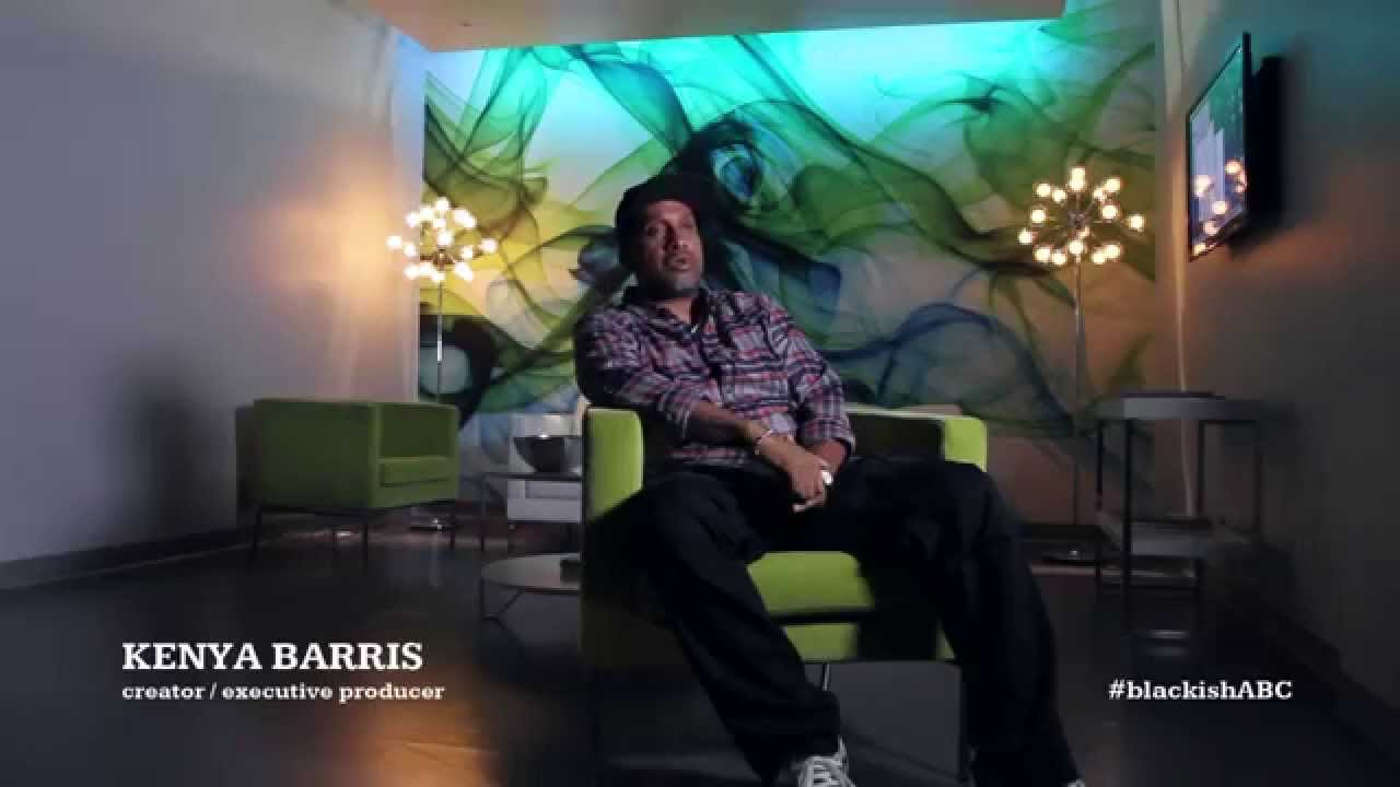 "Interview with Kenya Barris ""Blackish"" creator and Executive Producer"