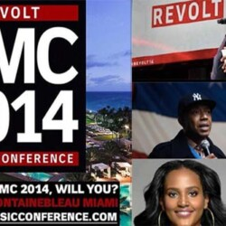 The REVOLT Music Conference